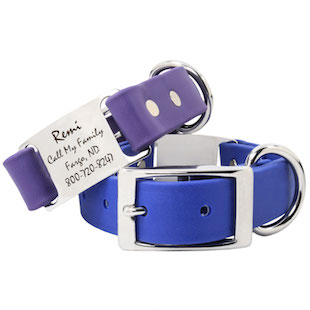 ScruffTag Personalized Dog Collars